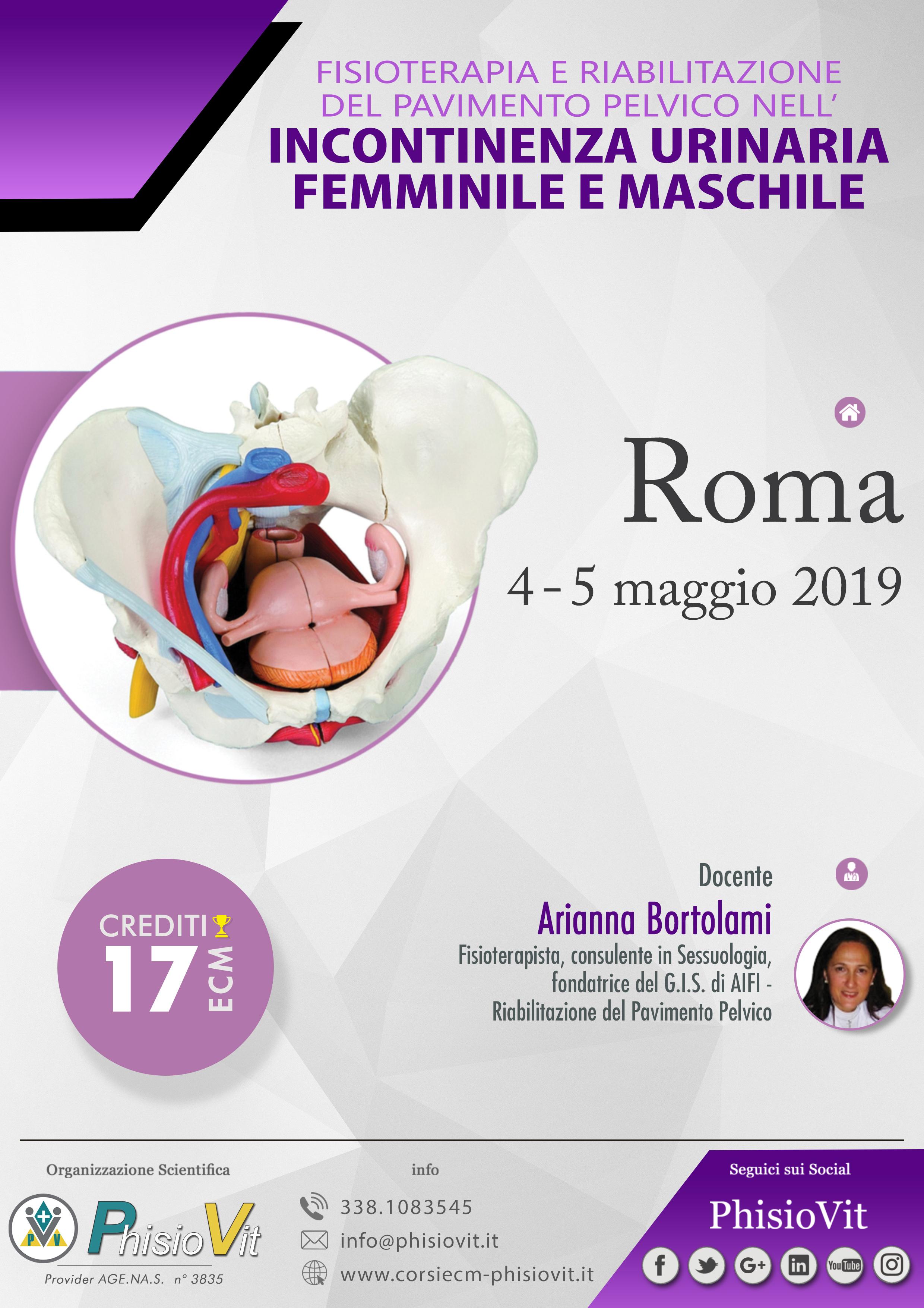 Roma Fisioterapia E Riabilitazione Del Pavimento Pelvico Nell